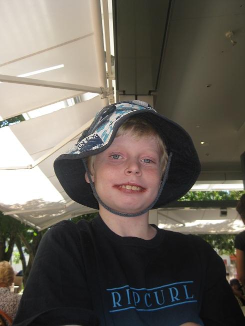 Hamish hat