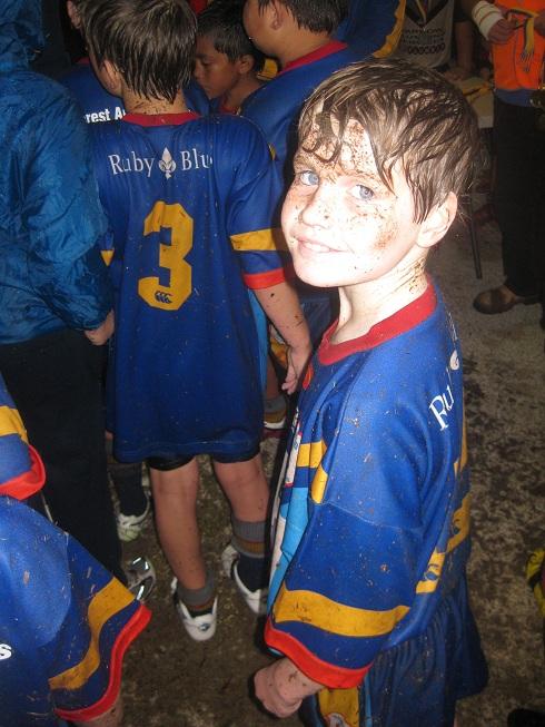 Lucas webcke mud team